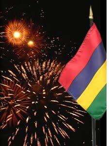 Mauritius independence stock photos