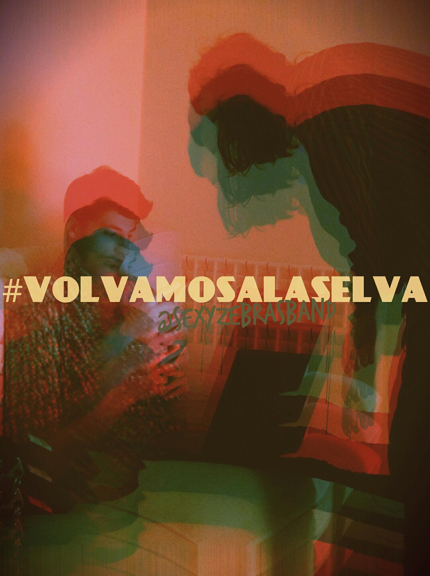 Volviendonos locos con el lanzamiento #VOLVAMOSALASELVA http://t.co/6HYxAy51Th