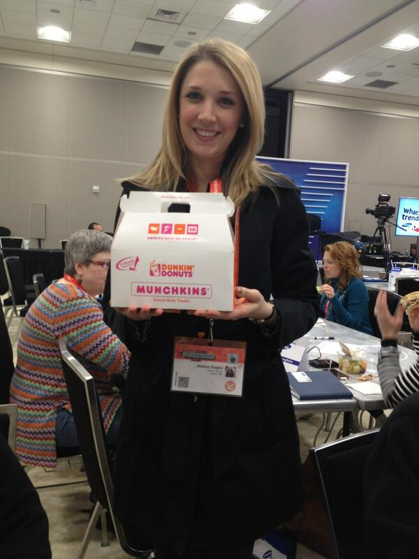 Twitter / Pistachio: #sxsw @DunkinDonuts spotted: ...