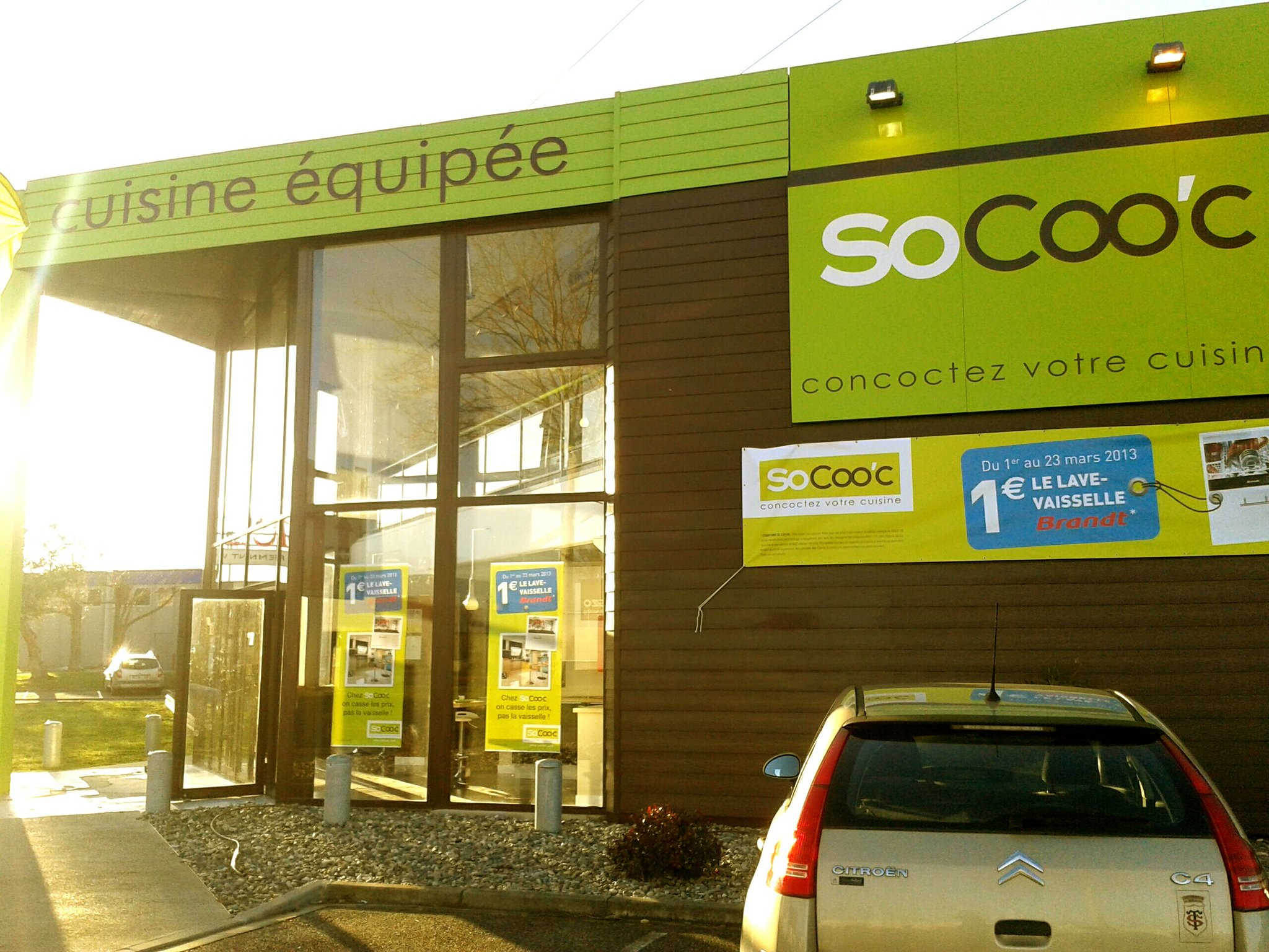 "Socoo C Portet Sur Garonne socoo'c toulouse on twitter: ""notre #magasin socoo'c à"