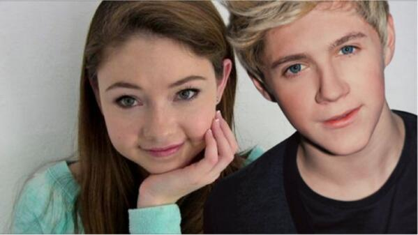 Image result for Niall horan and meredith foster