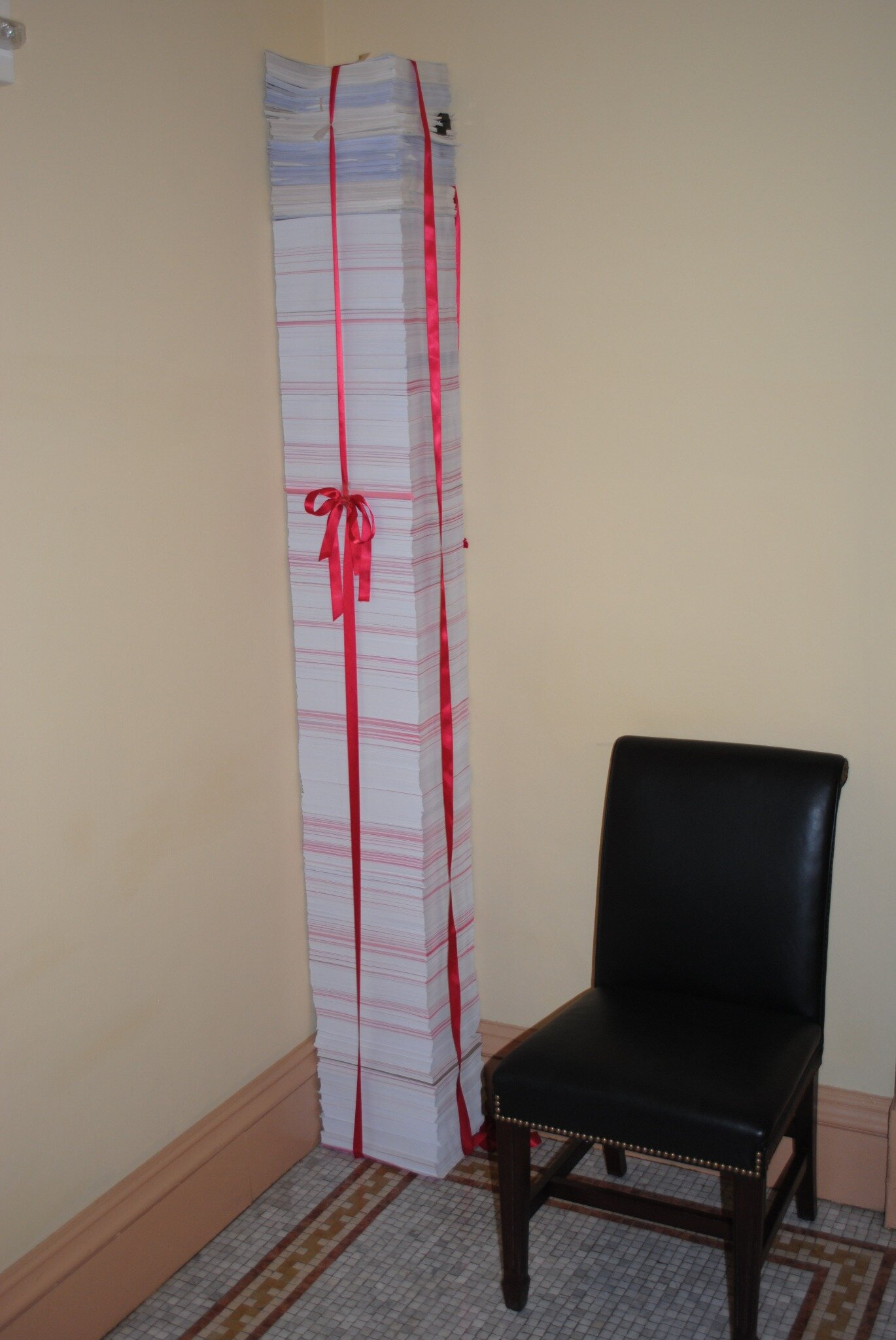 20,000 Pages of Obamacare Regulations in One Picture | Western
