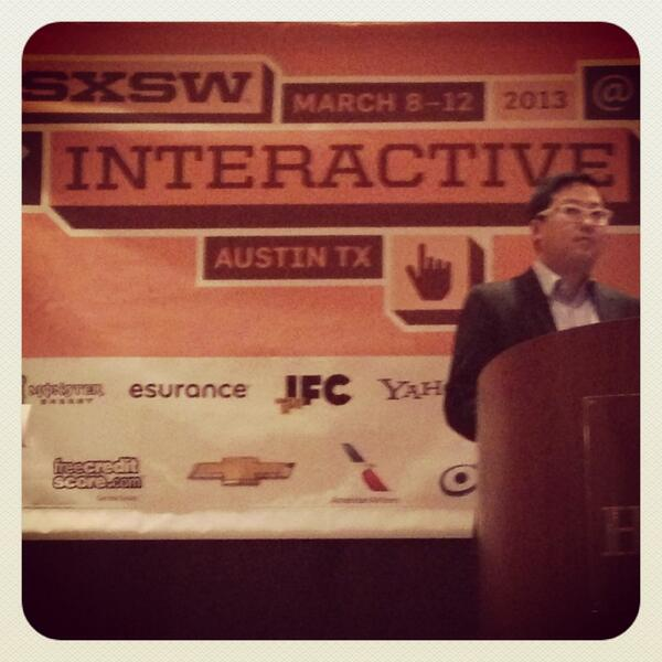 """Front and center at #The Art of Making Fun of Yourself"""" w/ @benhuh #humorbomb #SXScout http://pic.twitter.com/e0Cdj9H3uL"""