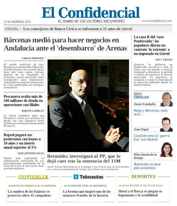 Twitter / elconfidencial: En @elconfidencial contamos ...