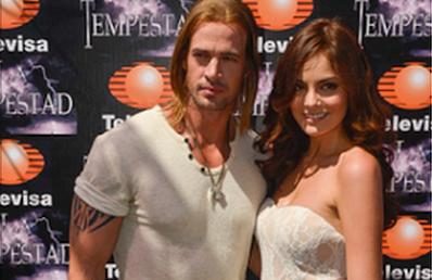 """Tras el éxito de """"La Que No Podía Amar"""", Julián Gil y Ana Brenda se ..."""