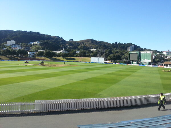 Looking good Wellington! #nzveng ^RI http://pic.twitter.com/nxJziQO0u2