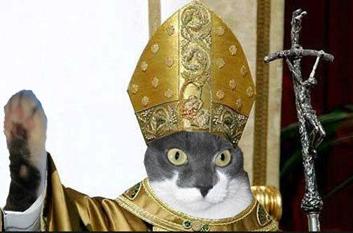 Hail Pope Keisha I
