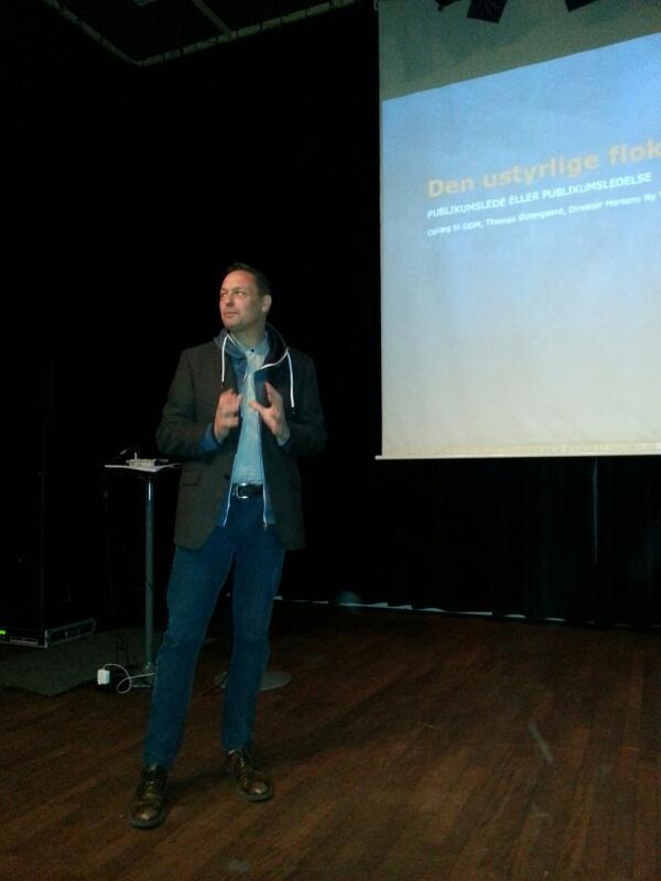 #paatvaers Thomas Østergaard, Horsens Ny Teater om sin blandede baggrund http://pic.twitter.com/aNb49pVaZ3 http://... http://bit.ly/XCpyFF