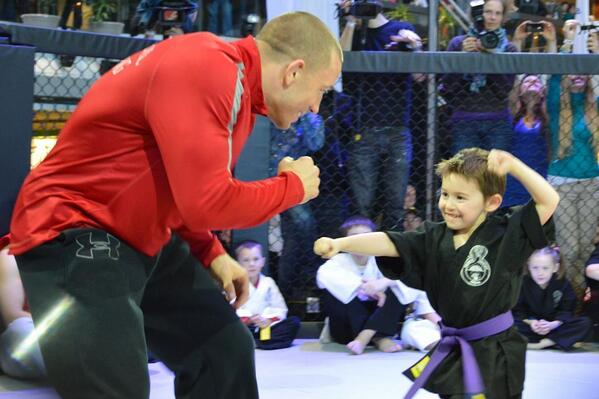 Twitter / ufc: Mini-flyweight purple belt ...