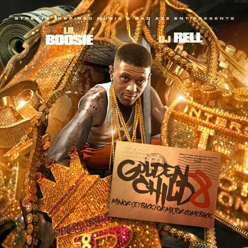 > Lil Boosie-Golden Child 8 On The Way - Photo posted in The Hip-Hop Spot | Sign in and leave a comment below!