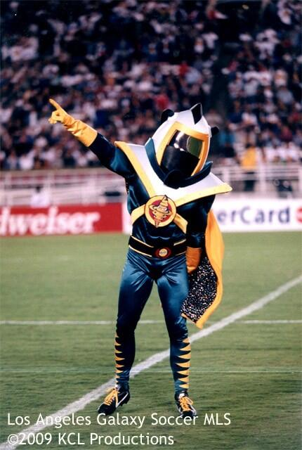 Image result for twizzle la galaxy mascot