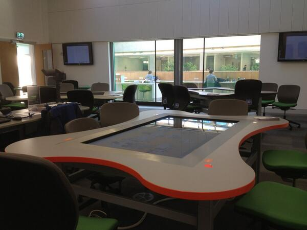 Beautiful learning spaces at @UniofExeter #cll1213 http://pic.twitter.com/GIFqlTlXlW