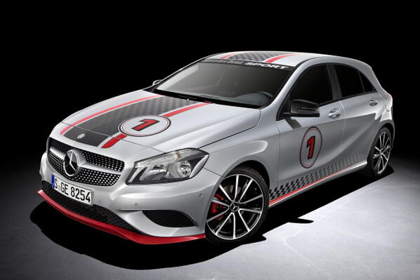 Mercedes-Benz Sport extends its portfolio: Sporty emphasis for the A-Class --> http://t.co/EzvhnvD2o6 http://t.co/Ozq7e50zHL