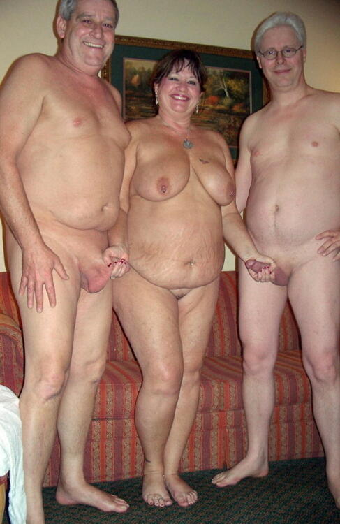 old nude couples