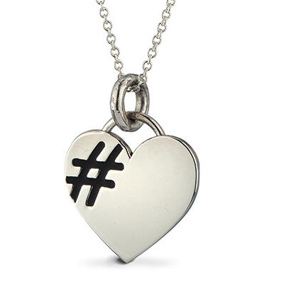 Twitter / MeeoMiia: We love #hashtag jewelry! :) ...