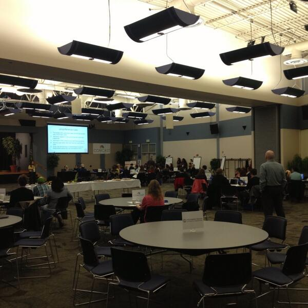 Twitter / ComcastWA: Today's #DISummit13 at South ...