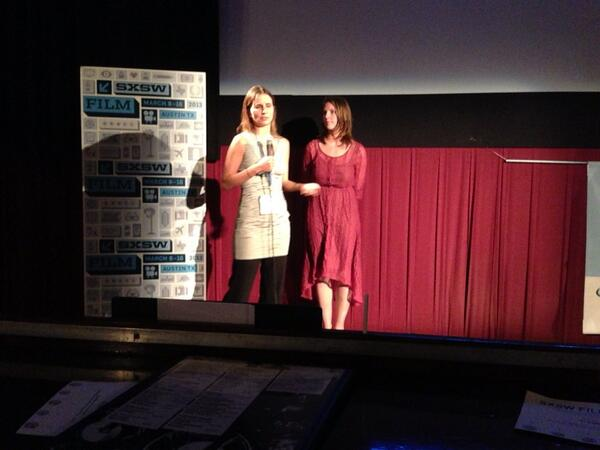 Twitter / CrescentVideo: Petra Costa, director of Elena, ...
