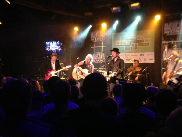 Twitter / jkellonsmith: Emmylou and Rodney Crowell ...