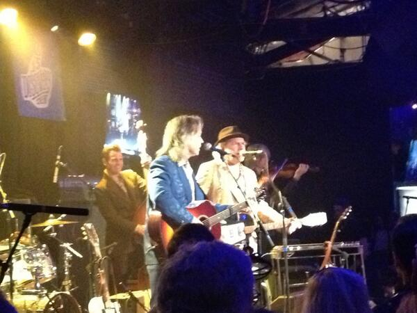 Twitter / ericbeverly: Jim Lauderdale and Buddy Miller ...