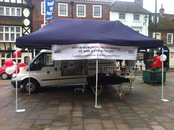 Twitter / casmarketing1: Come to Henley market place ...