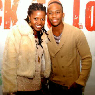 who is dating zenande mfenyana