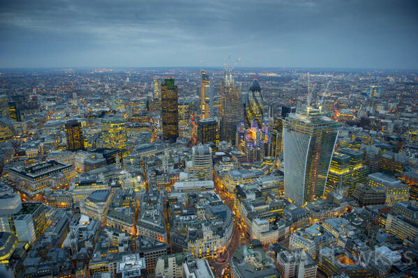 Twitter / jasonhawkesphot: Changing face of #London ...