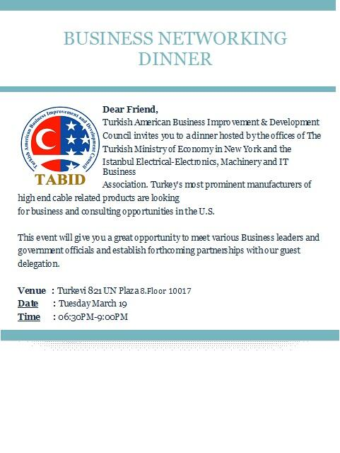 "Tabid On Twitter: ""Invitation Letter To #Business #Networking"