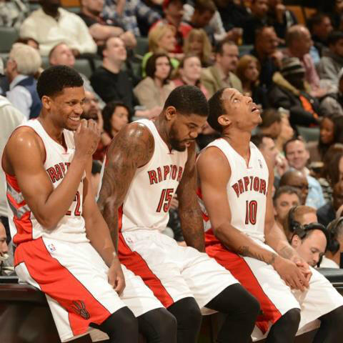 Twitter / libaanstar1: The Big three ! #Raptors #RTZ ...