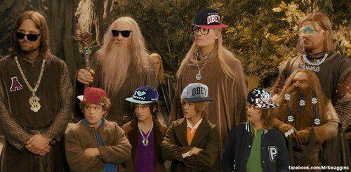 Brodo Swaggins And The Fellowship Of The Bling Gimli on Twitter: &quo...