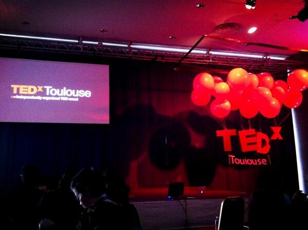 Ready pour changer le monde #TEDxToulouse http://pic.twitter.com/4BJGBzq8Aq