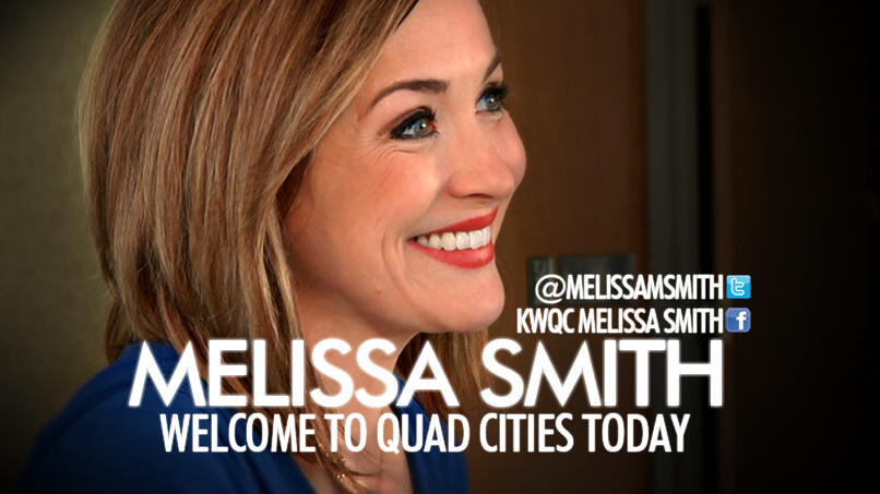 Kwqcnews Welcome Our New Quad Cities Today Anchor Melissa Smith
