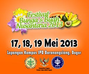 festival Bunga dan buah