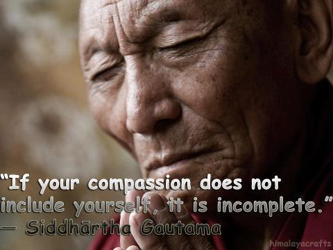 Twitter / JoyAndLife: If your compassion doesn't ...
