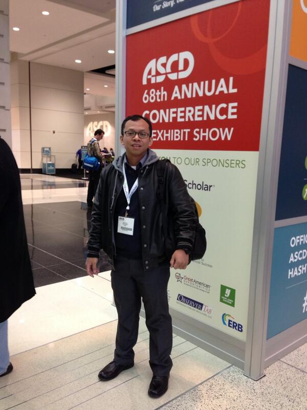 Twitter / asyafa: At ASCD conference ...