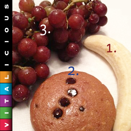 Twitter / vitamuffin: cup of grapes = 60 calories, ...