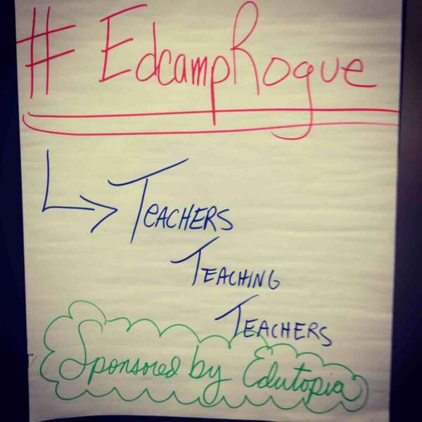 Make sure to check out #EdcampRogue if you're at #ASCD13 #edcamp http://pic.twitter.com/Hh32bE7BLN