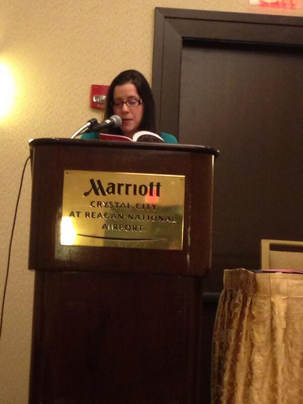 @raquita reading from her own work @catalystcon #cconwriter http://t.co/ZsJugYy8s1