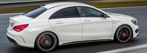 The first picture emphasizing the new Mercedes-Benz CLA 45 AMG coming at NYIAS 2013 :D http://t.co/0yalAKGZ6W