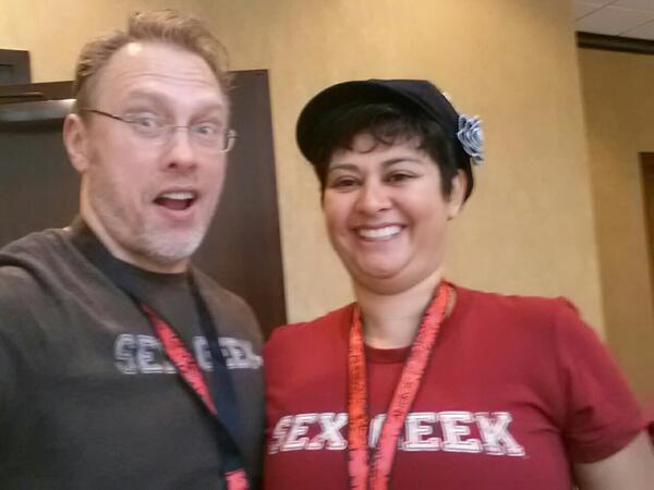 @ReidAboutSex & me #sexgeek #cconcharge http://pic.twitter.com/cVA0wRGoZJ