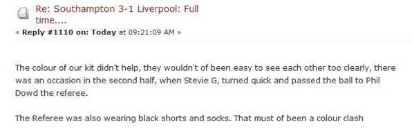 Here's my favourite explanation on why Liverpool lost yesterday. #saintsfc http://t.co/ZBEung3kLz