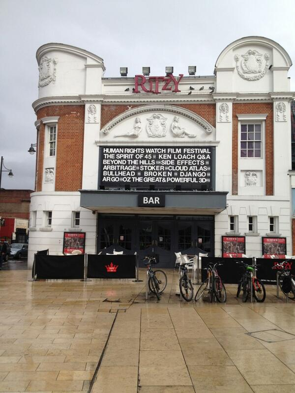 We're @RitzyCinema ahead of todays @TheSpiritof45 satellite Q&A event at 3pm! http://pic.twitter.com/VRoTUMYLPf