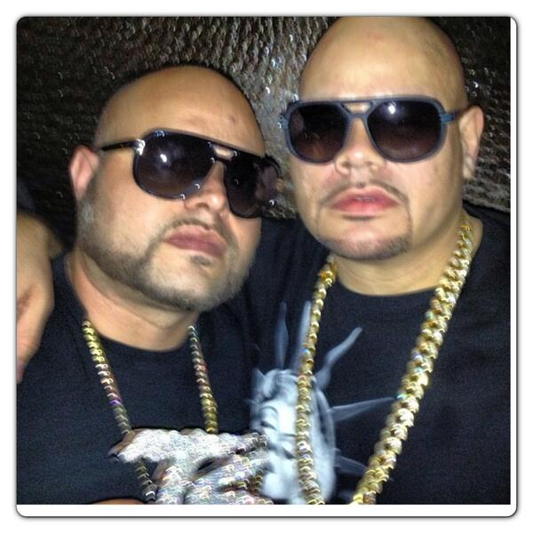 fat joe on twitter instaframe me and my brother raults rocking