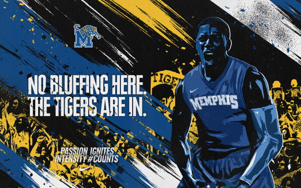 RT @nikebasketball: A year older and a year wiser, @UofMTigersHoops is on  the prowl.pic.twitter.com/MJxMvXygZ4