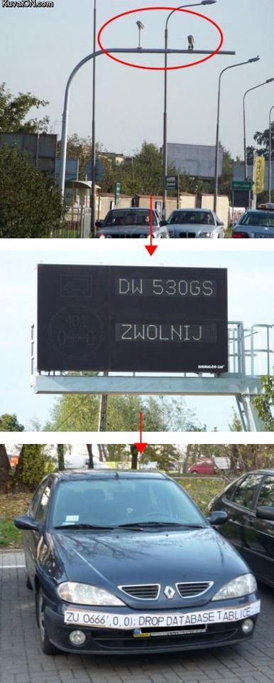 I hope that this is real RT @gollmann: Best SQL injection attempt ever. http://t.co/iieiza9Alo