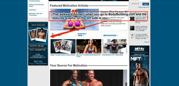 That awkward moment when you go to http://t.co/lf54MvAj1J and the graphic on the left side...is you (photo) http://t.co/8RyV2tLeCj