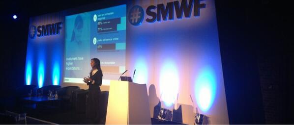Twitter / papadimitriou: #SMWF @prelini: