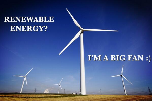 how to get people to listen to renewable energy