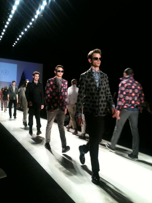Twitter / CLoureiroTO: Prints on jackets. Prints on ...