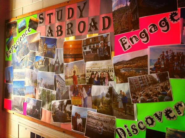 We have a huge study abroad program here at #smcvt. Where would you go? #smcvttweettour #travel http://pic.twitter.com/dCnsl7jBMU