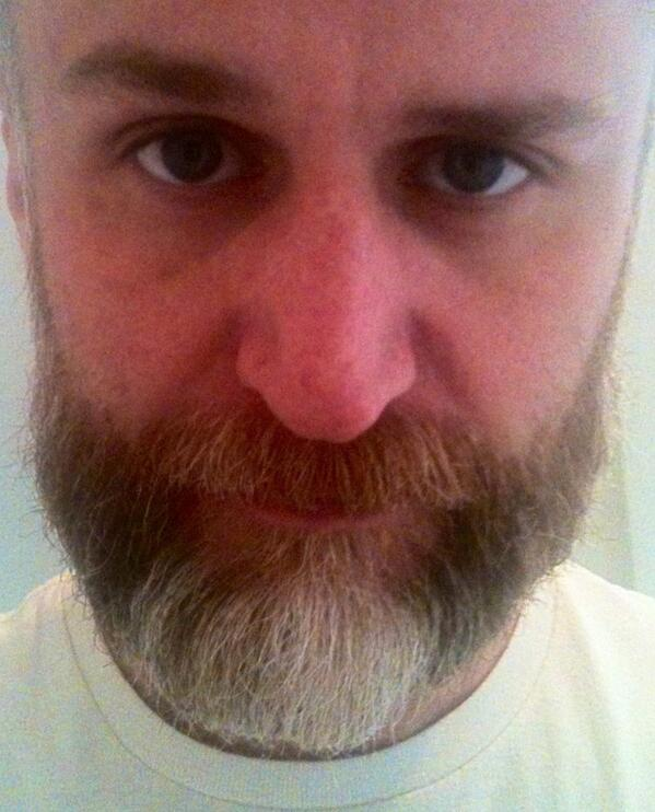 Twitter / Jims_Whim: Have I mentioned my beard lately? ...